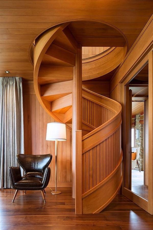 Dubleks Merdiven Tasarım Modelleri 3