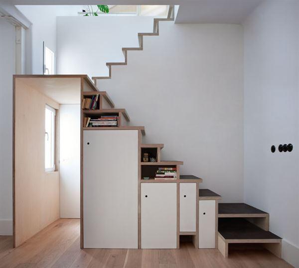 Dubleks Merdiven Tasarım Modelleri 4