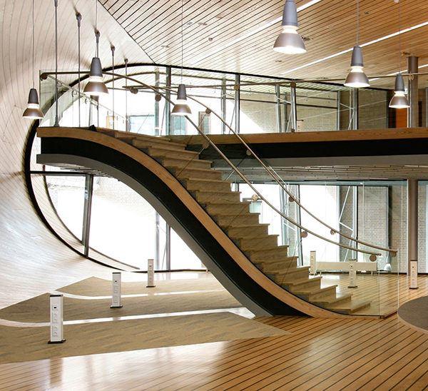 Dubleks Merdiven Tasarım Modelleri 5
