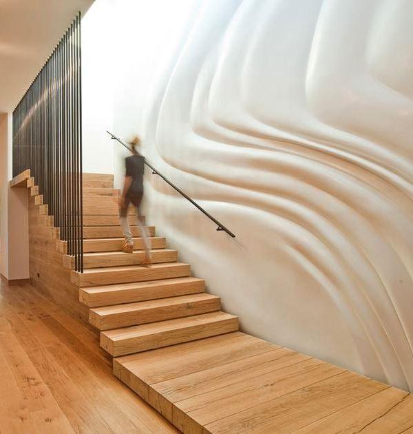 Dubleks Merdiven Tasarım Modelleri 6