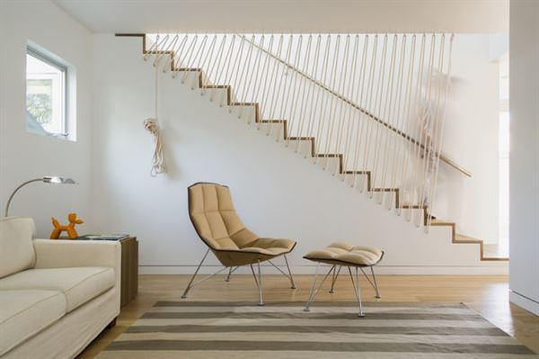Dubleks Merdiven Tasarım Modelleri 1