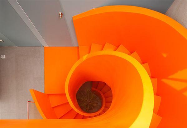 Dubleks Merdiven Tasarım Modelleri 10