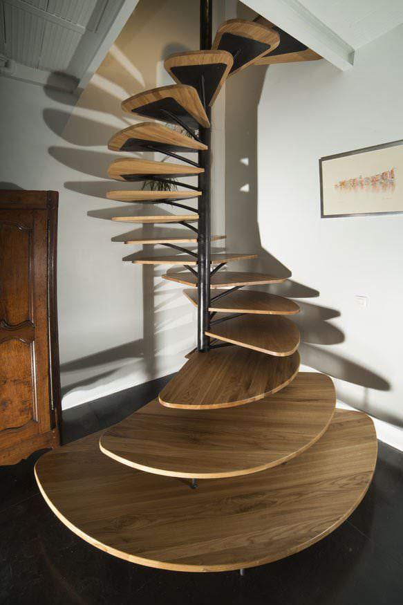 Dubleks Merdiven Tasarım Modelleri 13