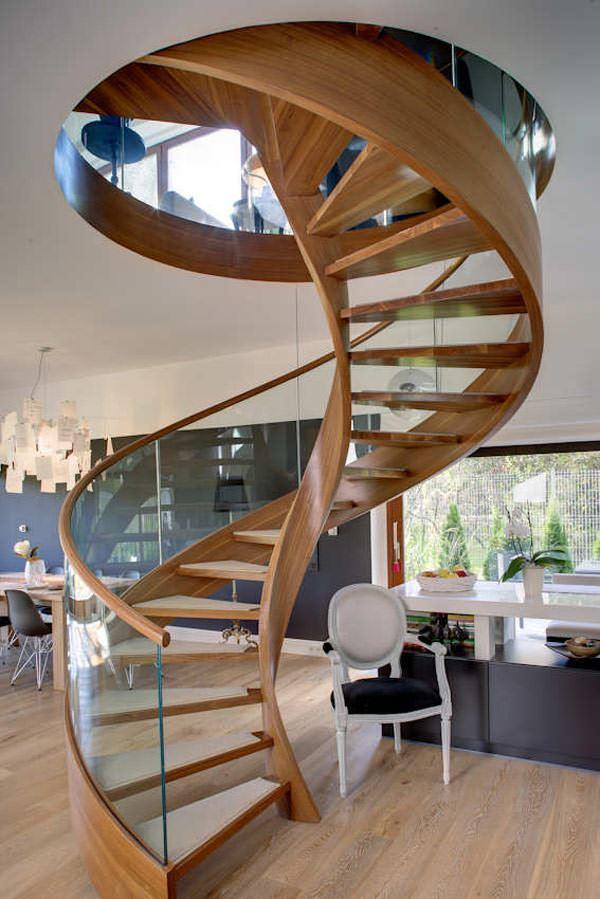 dubleks merdiven modelleri 8