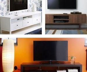 İkea Yeni Tv Sehpa Ve Ünite Modelleri