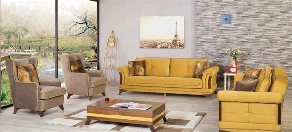 sarı renkli koltuk modelleri