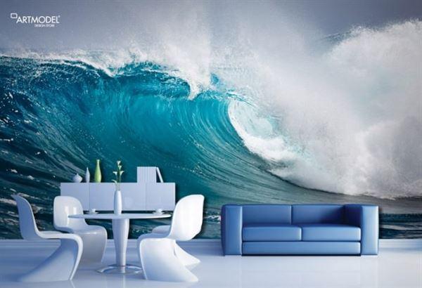 duvar deniz manzarası