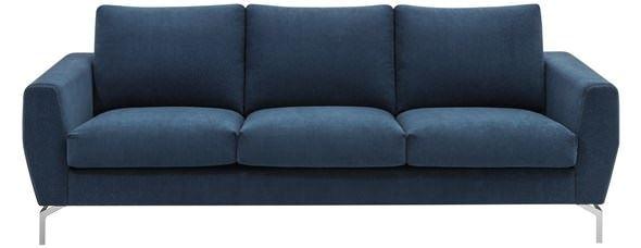 mavi üçlü kanepe