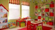 Çocuk Odası Oyun Ve Renk Düzeni Uygulamaları