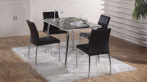 İstikbal Mobilya Mutfak Masa Sandalye Modelleri istikbal avangard siyah masa sandalye 1024x576