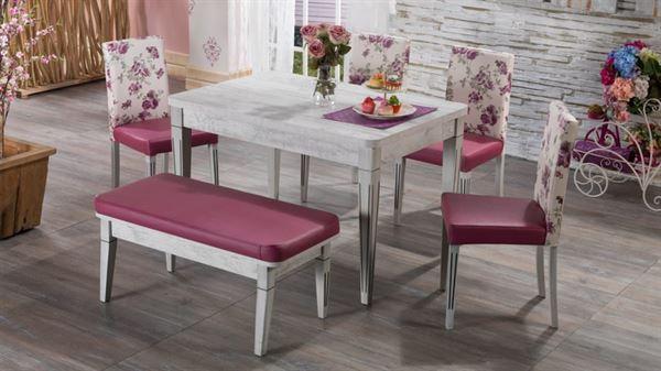 İstikbal Mobilya Mutfak Masa Sandalye Modelleri istikbal country mutfak masa sandalye 1024x576