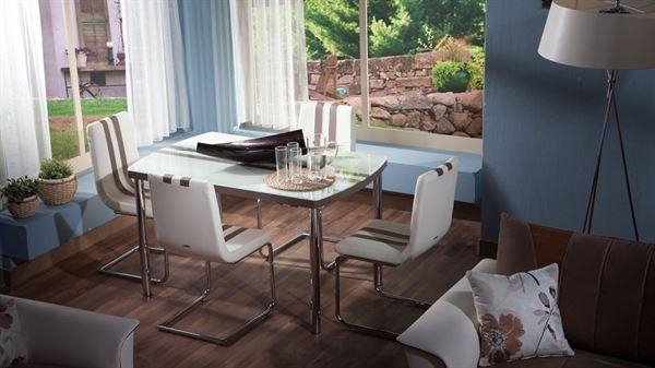 İstikbal Mobilya Mutfak Masa Sandalye Modelleri istikbal line masa sandalye seti 1024x576