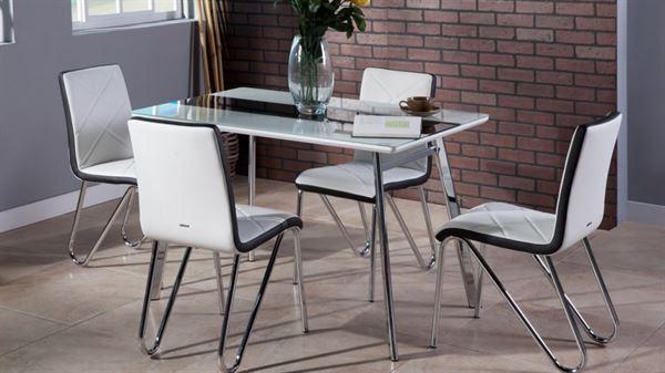 İstikbal Mobilya Mutfak Masa Sandalye Modelleri istikbal moda san masa sandalye siyah 1024x576
