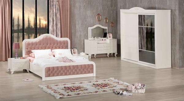 kilim mobilya yatak başı kilim mobilya yatak odası mobilyaları - kilim mobilya hanzade 2015 yatak odasi - Kilim Mobilya Yatak Odası Mobilyaları