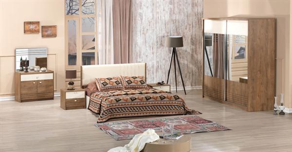 kilim mobilya yatak odası mobilyaları - kilim mobilya perla 2015 yatak odasi - Kilim Mobilya Yatak Odası Mobilyaları