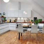 mutfak dekorasyonlarınıza dekorasyon fikirleri - Cati kati mutfak dekorasyon 150x150 - Mutfak Dekorasyonlarınıza Dekorasyon Fikirleri