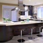 mutfak dekorasyonlarınıza dekorasyon fikirleri - mutfak dekorasyon ada tipi 150x150 - Mutfak Dekorasyonlarınıza Dekorasyon Fikirleri
