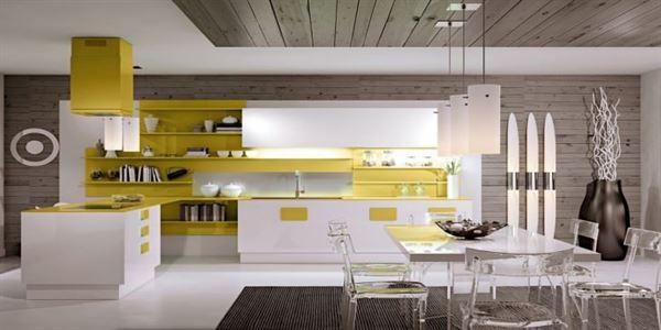 Mutfak Dekorasyonlarınıza Dekorasyon Fikirleri 15
