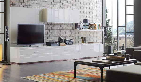 enza modern tv ünite modelleri