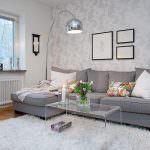 İsveç tarzı aydınlık daire dekorasyonu - isvec daire dekorasyon modeli 1 150x150