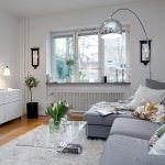 İsveç tarzı aydınlık daire dekorasyonu - isvec daire dekorasyon modeli 2 150x150