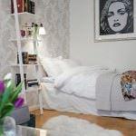 İsveç tarzı aydınlık daire dekorasyonu - isvec daire dekorasyon modeli 3 150x150