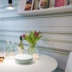 İsveç tarzı aydınlık daire dekorasyonu - isvec daire dekorasyon modeli 6 150x150