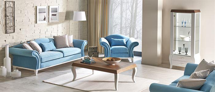 mavi rahat koltuk modelleri