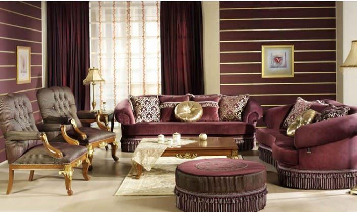 yeni moda salon dekorasyon fikirleri - klasik salon dekorasyon fikirleri