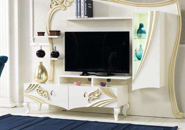 modern tv ünite tasarımları