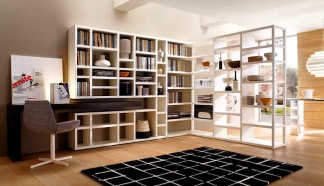 büyük kitaplık modelleri