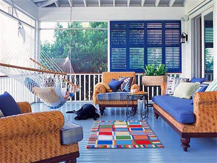 Balkon Dekorasyon Ve Susleme Fikirleri