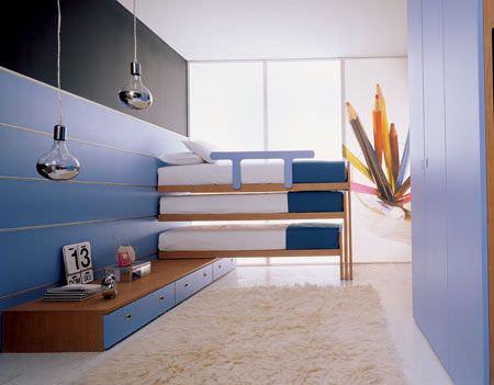 Çocuk Odası Ranza Modelleri 2
