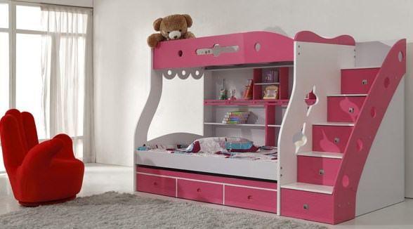 Çocuk Odası Ranza Modelleri 10