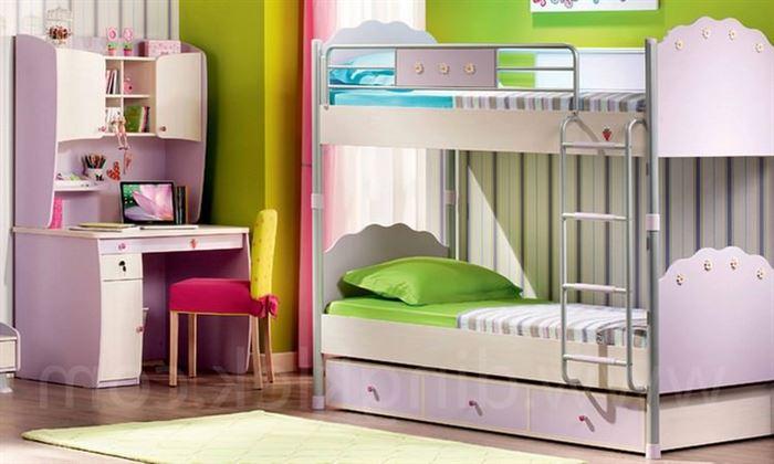 Çocuk Odası Ranza Modelleri 11