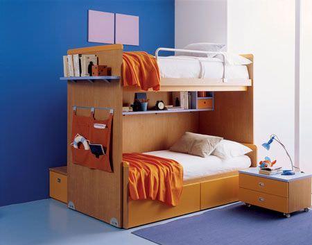 Çocuk Odası Ranza Modelleri 6