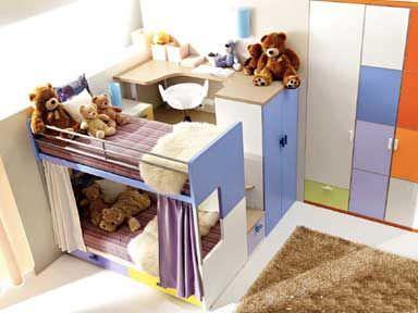 Çocuk Odası Ranza Modelleri 7