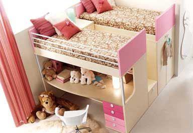 Çocuk Odası Ranza Modelleri 9