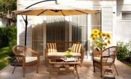 İstikbal Mobilya Yeni Sezon Bahçe Mobilyaları