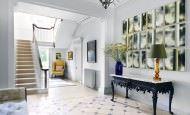 Klasik ve Contry Tarzı Hol Ve Antre Dekorasyon Fikirleri