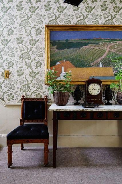 avangard daire giriş dekorasyon