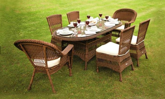 Bahçe Masa Sandalye Takımları 6