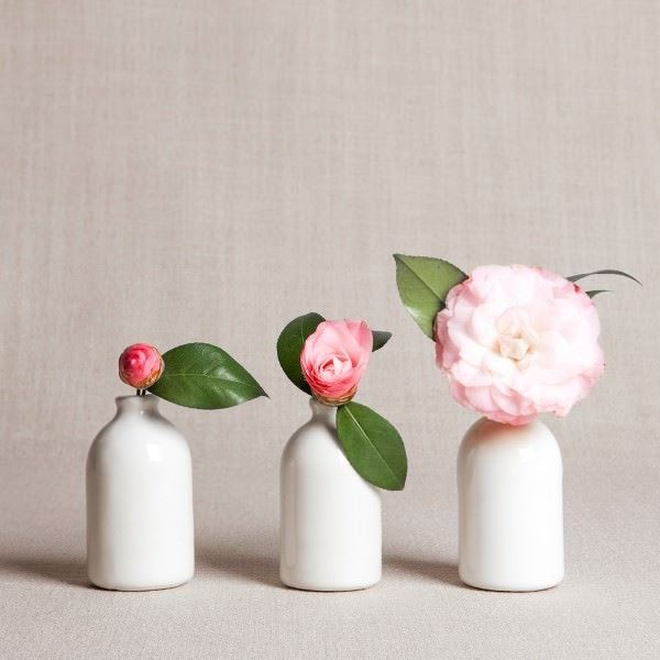 vazo modelleri - chic minimalistic vase collection - Dekoratif Modern Yeni Tasarım Vazo Modelleri