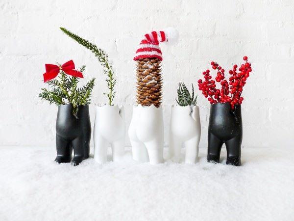 vazo modelleri - degisik vazo modelleri - Dekoratif Modern Yeni Tasarım Vazo Modelleri