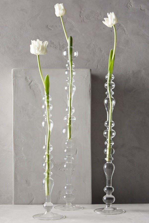 vazo modelleri - dekoratif ilginc cam vazo - Dekoratif Modern Yeni Tasarım Vazo Modelleri