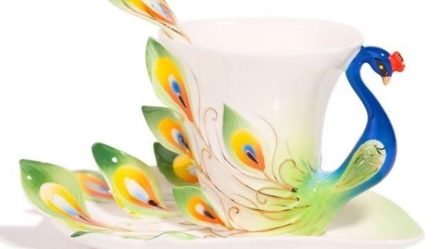 İlginç Tasarımlı Kahve Kupa Modelleri