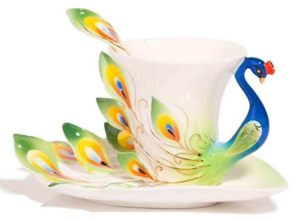 İlginç Tasarımlı Kahve Kupa Modelleri 8