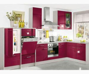 Renkli Modern Yeni Tasarım Mutfak Modelleri