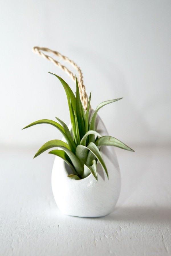 vazo modelleri - simple hanging planter - Dekoratif Modern Yeni Tasarım Vazo Modelleri