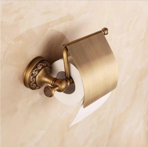 İlginç Tuvalet Kağıdı Tutucuları